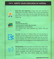 How to write grounds